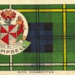 Campbell clan Scottish tartan