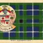 Douglas clan Scottish tartan