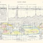 pacific ocean antique map encyclopaedia britannica-2