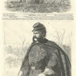 General Burnside original Illustrated London News front page,1862