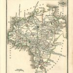 Devon Devonshire antique map John Cary 1812
