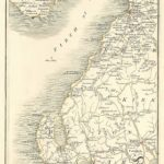 Ayr Wigton Scotland antique map Cary's Map of England and wales Published 1794 - Page 65
