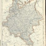 Dispatch Atlas 1863 - LOW Russia in Europe antique map