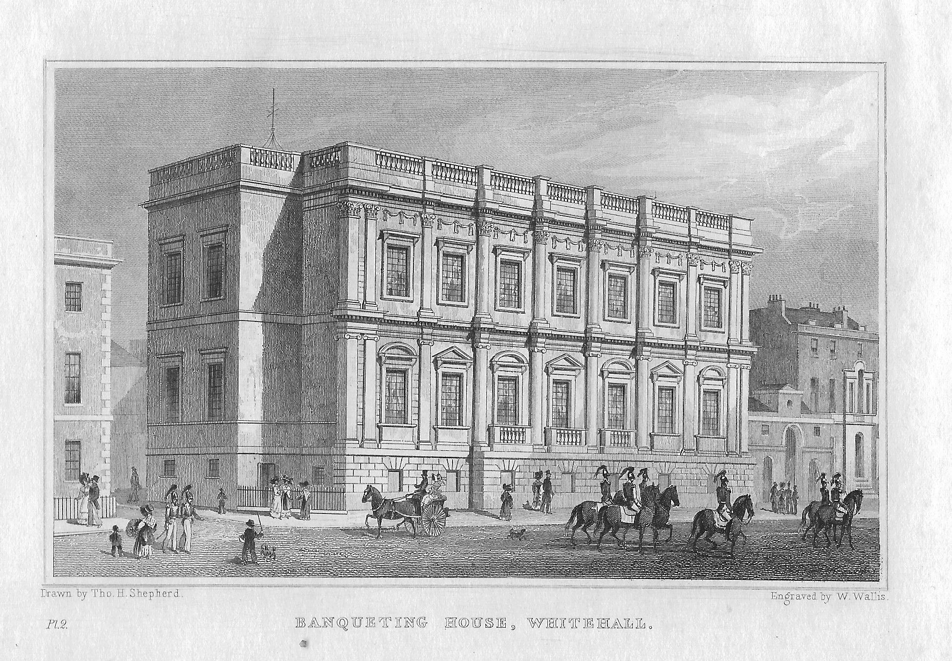 Banqueting House Whitehall London Frontispiece